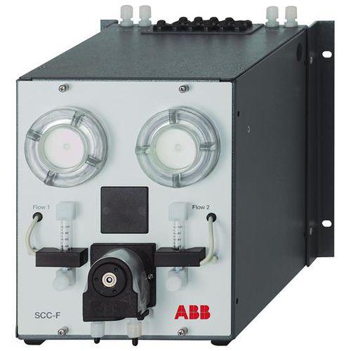 unidad de alimentación de gas / para muestra / automática