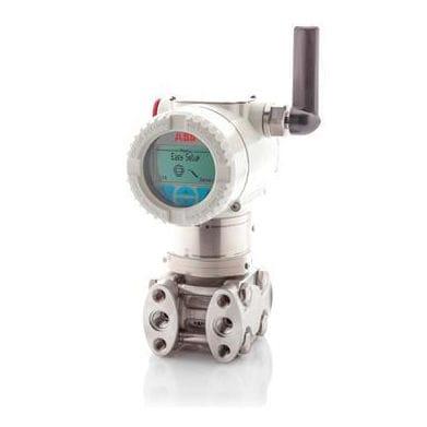 transmisor de presión diferencial / de membrana / analógico / con pantalla LCD