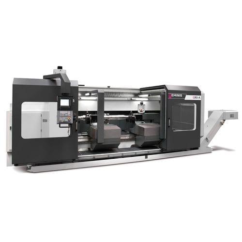 torno CNC / con carga descarga automatizada / rectificadora / de acabado