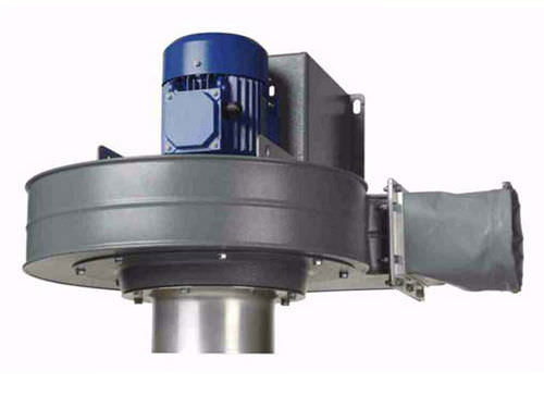 ventilador de pared / radial / de extracción / industrial