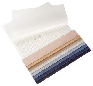 cinta adhesiva doble cara / de fibra acrílica / para la industria