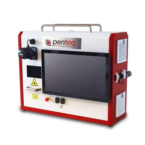 máquina de marcado láser / benchtop