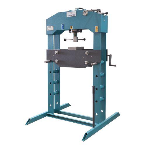 prensa hidráulica / manual / de enganche / vertical