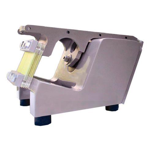 alimentador vibratorio / electromagnético / automático / para pulverulento
