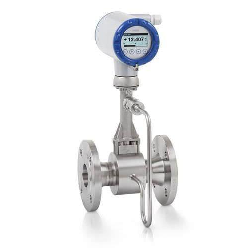 caudalímetro de vórtex / para líquido / para agua / para productos químicos