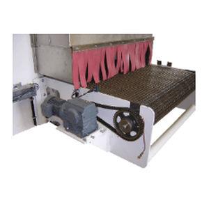 horno de túnel / de recocido / de revenido / de secado