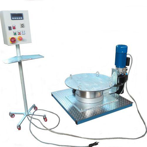 mezcladora de tambor / batch / vertical
