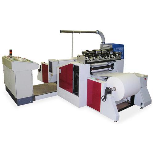 máquina de dorado en caliente para papel