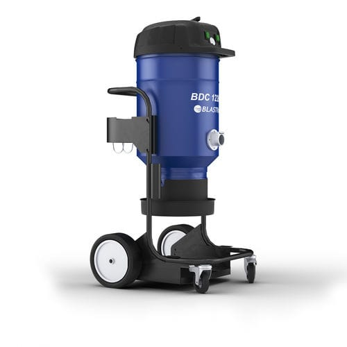 aspirador para polvo nocivo / monofásico / industrial / móvil