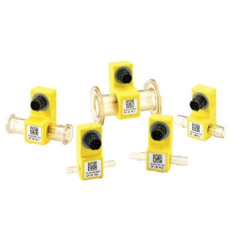 sensor de presión diferencial / de membrana / de proceso / para aplicaciones farmacéuticas