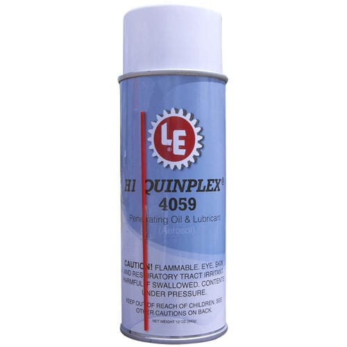 aerosol lubricante