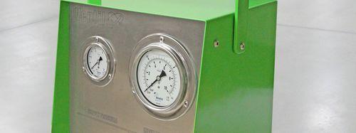 controlador para válvula