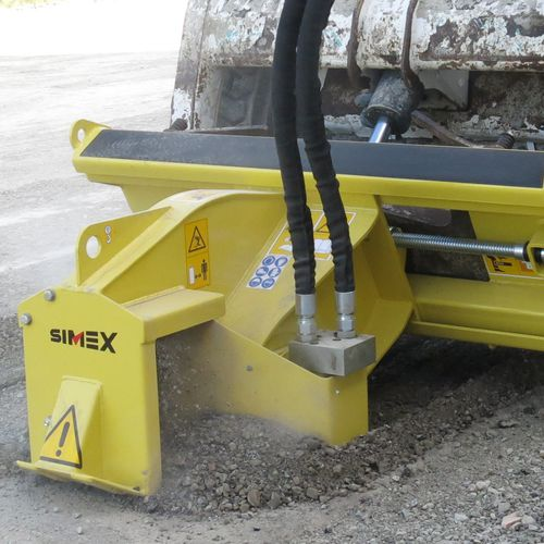 sierra cortadora de pavimento / para asfalto / para piedra / para hormigón
