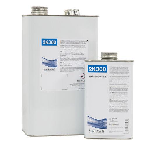 barniz de protección / bicomponente / de poliuretano / de alta resistencia química