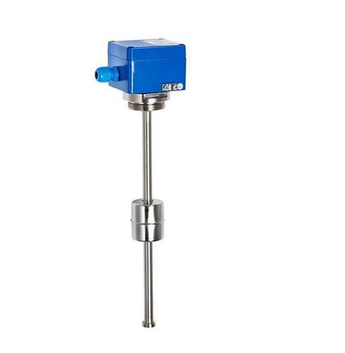sensor de nivel electromagnético / para líquido / de alta precisión / de acero inoxidable