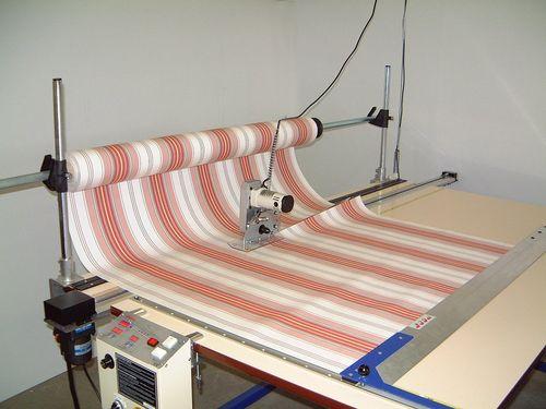 máquina de corte para textiles / con cutter / CNC