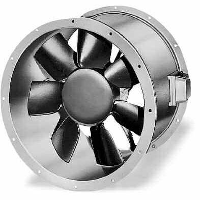 ventilador axial / de circulación de aire / de alta eficacia / AC