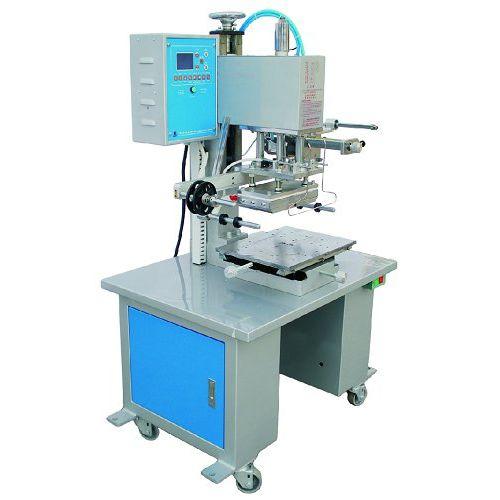 máquina de dorado en caliente electroneumática / para gran superficie de impresión