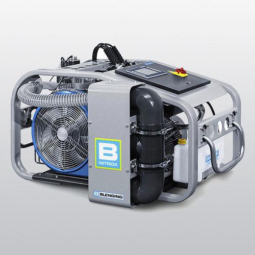 compresor de aire respirable / portátil / con motor eléctrico / de pistón