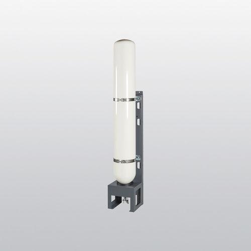 sistema de almacenamiento de gas de alta presión