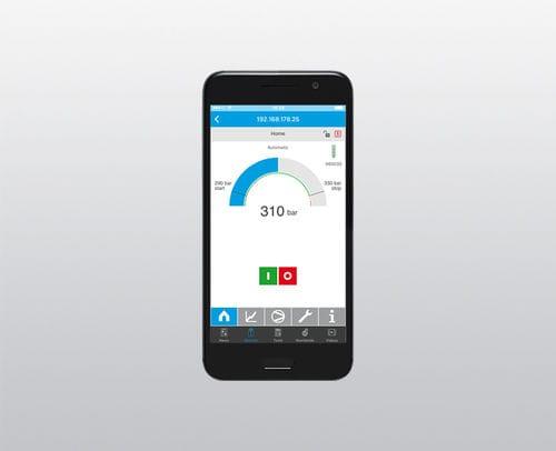 aplicación móvil de cálculos