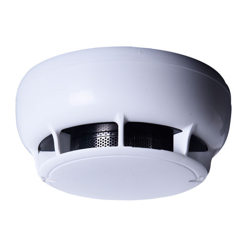 detector de calor / óptico / con detector de humos / sin contacto