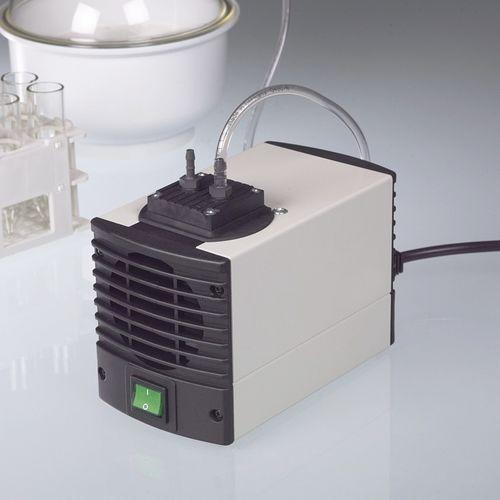 bomba de vacío de membrana / sin aceite / monoetapa / de bajo nivel de ruido