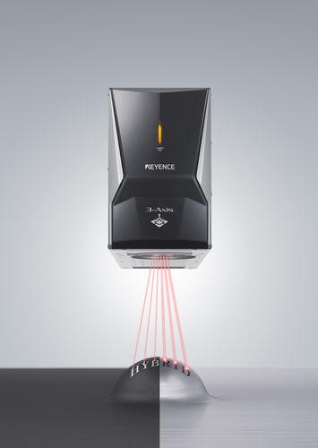 máquina de marcado láser / benchtop / de alta velocidad / de 3 ejes