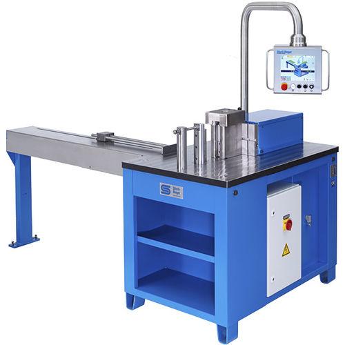 máquina curvadora CNC / hidráulica / de perfiles / horizontal
