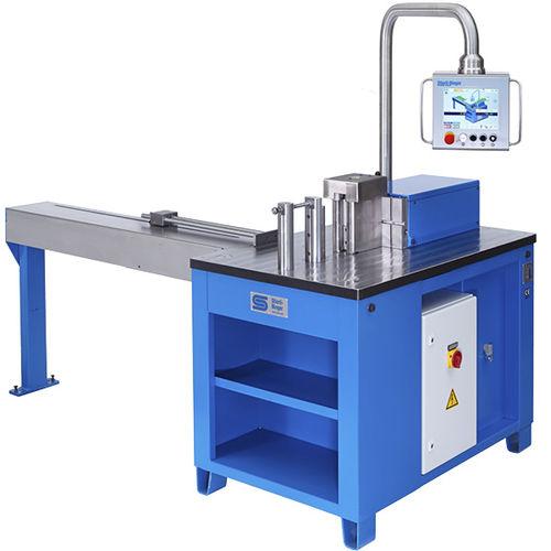 máquina curvadora hidráulica / de perfiles / horizontal / de precisión