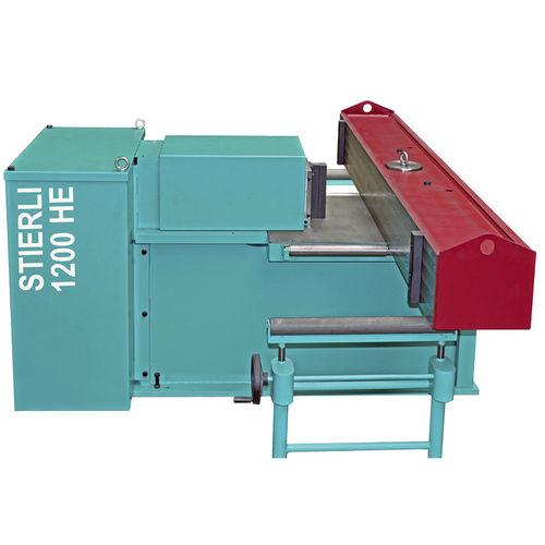 máquina curvadora hidráulica / de perfiles / automática / horizontal