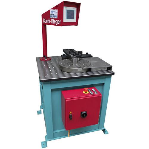 máquina curvadora hidráulica / de perfiles / de barras / radial