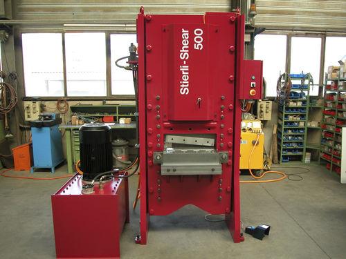 máquina curvadora hidráulica / de chapa / automática / compacta