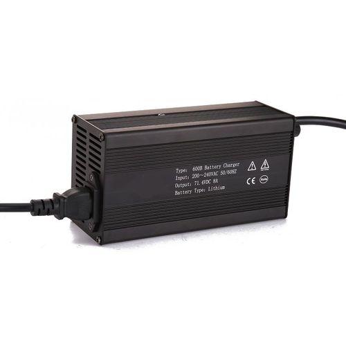 cargador de baterías ácido-plomo / de iones de litio / open frame / enchufable