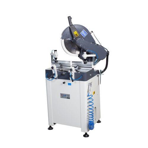 sierra ingletadora / para PVC / para plástico / para aluminio