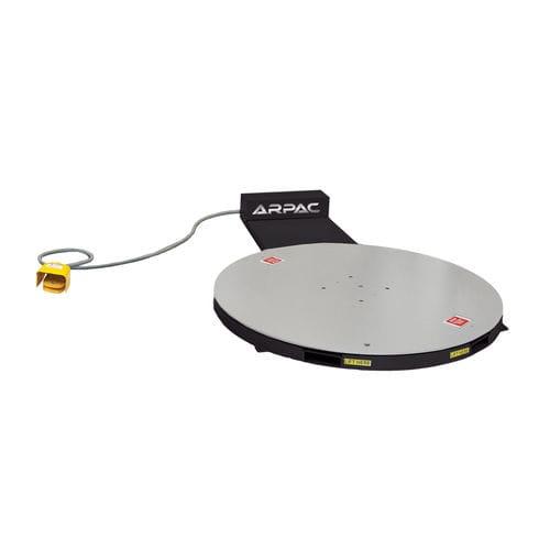 mesa giratoria manual / pivotante