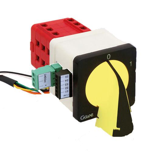 interruptor de levas / con luz / de señalización
