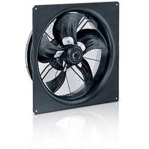 ventilador axial / ATEX / antideflagrante / de plástico reforzado con fibra de vidrio