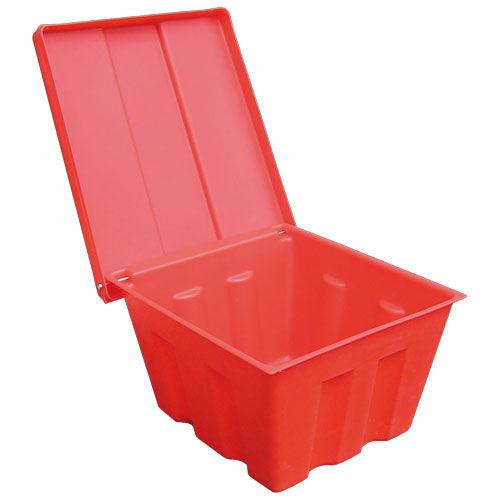 cajón de PEHD / de sal / para almacenamiento