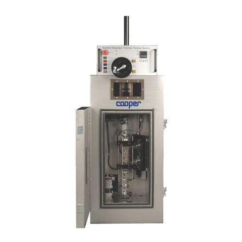probador de tensión térmica / para material bituminoso
