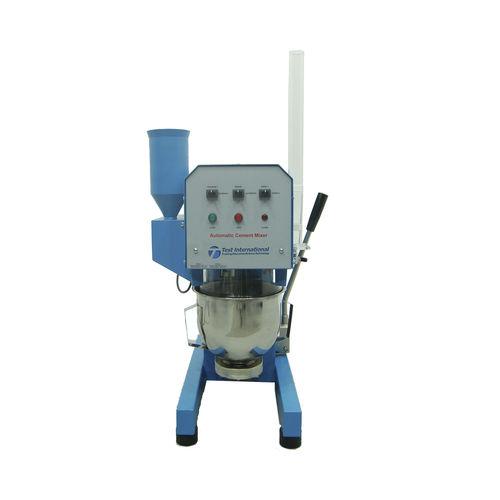 mezcladora planetaria / batch / para hormigón / automática