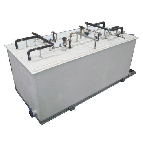 unidad de almacenamiento de hielo