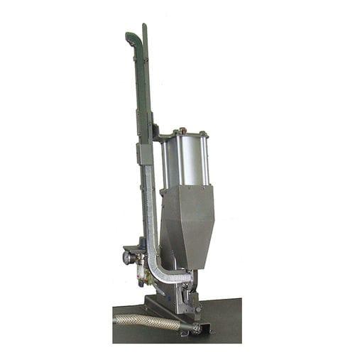 clipadora para redes / para sacos / para productos alimentarios / neumática