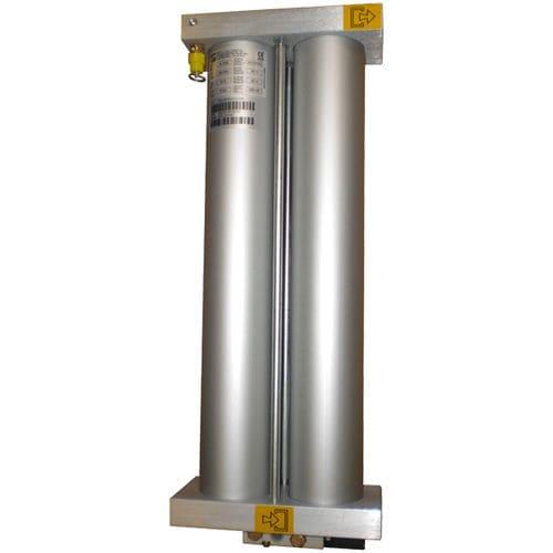 secador de aire comprimido por adsorción sin aporte de calor / compacto