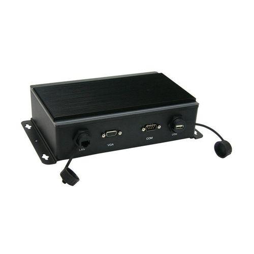 computadora embarcada / Intel® Atom Z510 / Ethernet / sin ventilador