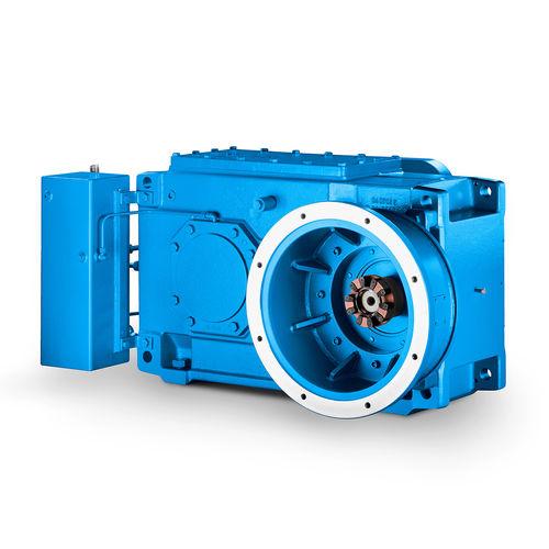 motorreductor para agitador / de ejes ortogonales / pendular / para la industria agroalimentaria