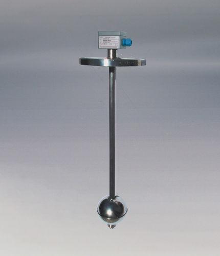 sensor de nivel de flotador magnético / para líquido / para tanque