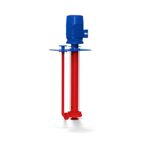 bomba para aguas residuales / eléctrica / semisumergible / centrífuga