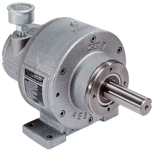 motorreductor neumático / de ejes ortogonales / 500 W...1000 W / 50 - 100 Nm
