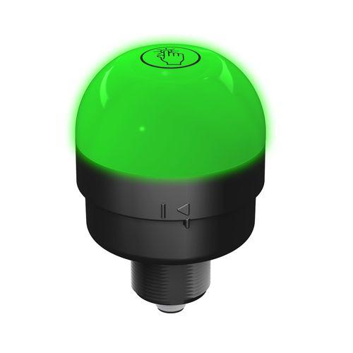interruptor táctil / multipolar / con luz / reforzado